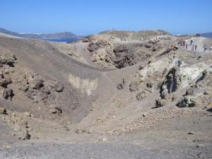 Volcán Nea Kameni