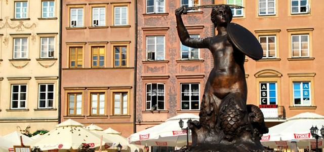 Varsovia: tres días para conocer la capital