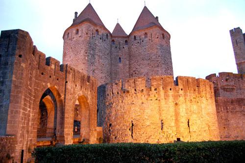 Carcassonne, la cité