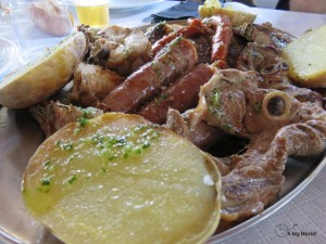 Parrillada Borda de Conangle