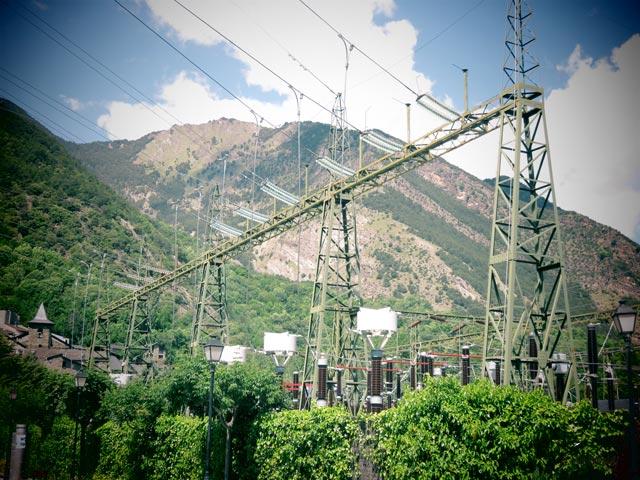 Central eléctrica Llavorsí