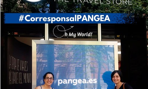 Oh My World! es Corresponsal PANGEA