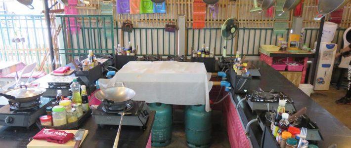 Cocina tailandesa en Chiang Mai
