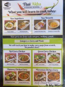 Lista de platos