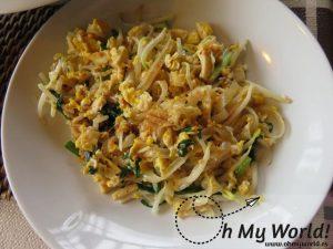 Pad Thai, un clásico de la cocina tailandesa
