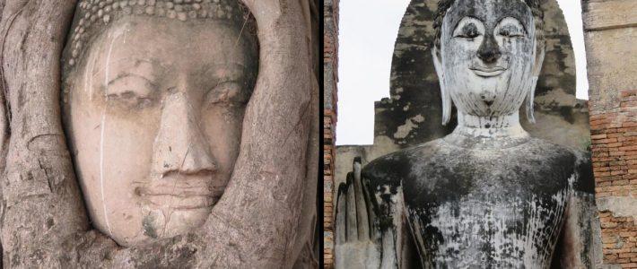 Ayutthaya y Sukhothai – ¿Cuál elegir?
