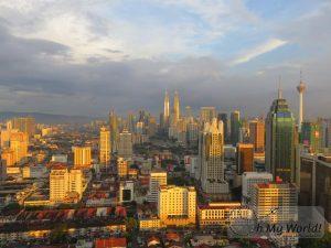 Las mejores vistas de Kuala Lumpur de día