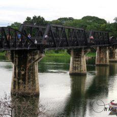 Kanchanaburi y el parque nacional de Erawan