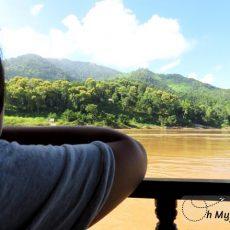 De Tailandia a Laos en Slow boat