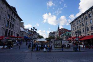 Plaza Jacques Cartier