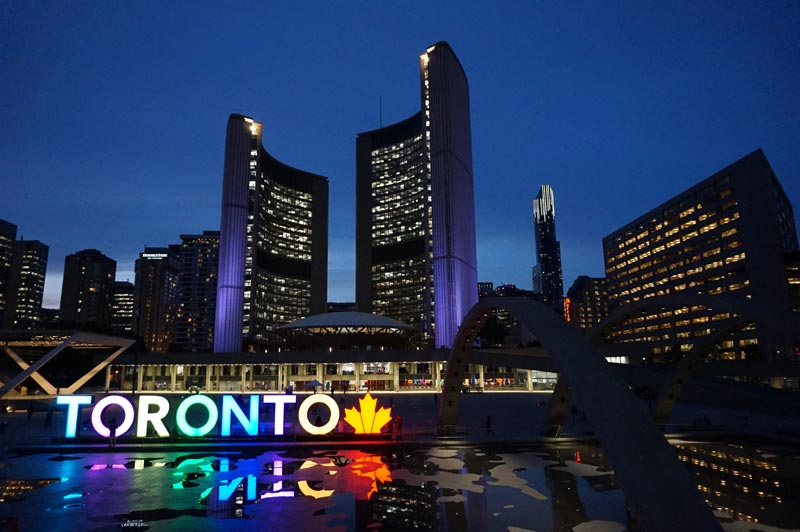 2 días en Toronto - Oh My World!