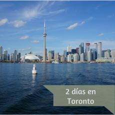 2 días en Toronto