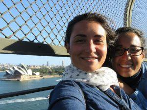 Vistas desde Harbour bridge
