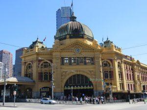 Estación calle Flinders