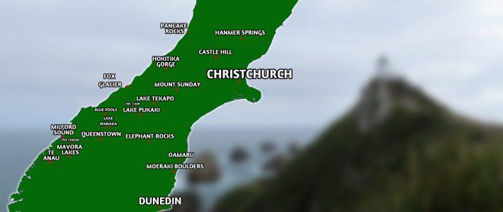 Nueva Zelanda – un mes de ruta en caravana