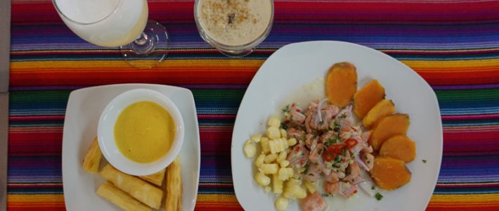 Cocina peruana en Cusco
