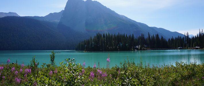 """4 días en las Rocosas canadienses o """"las Rockies"""""""