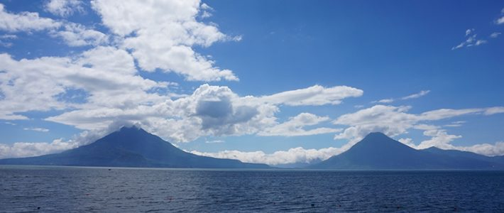 El lago Atitlán y Chichicastenango