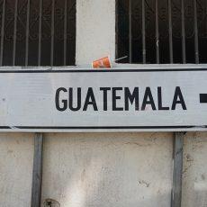 Cómo viajar por tierra entre México y Guatemala y ruta por Guatemala