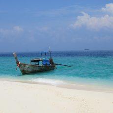 Sur de Tailandia: Koh Phi Phi, Koh Lanta y Railay
