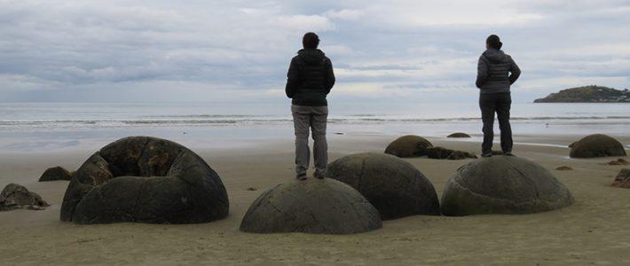 Elephant Rocks – Oamaru – Moeraki Boulders