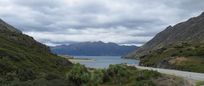 Lake Wanaka y Blue Pools