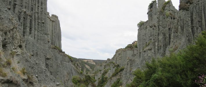 Kaitoke Regional Park – Putangirua Pinnacles