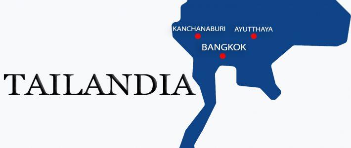 Tailandia: ruta de un mes