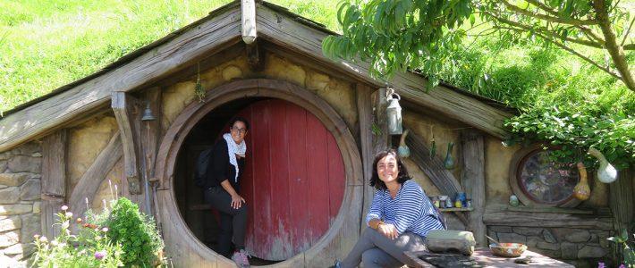 Hobbiton – Wairere falls