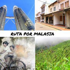 Mini ruta por Malasia